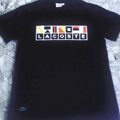 Camiseta Lacoste Live 100% Original