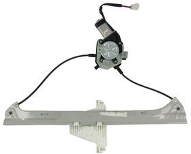 Máquina Vidro Elétrico Fox 2 Portas Lado Esquerdo Com Motor