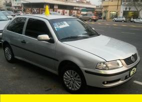 Volkswagen Gol 3 Ptas C/gnc (50 + Cuotas)