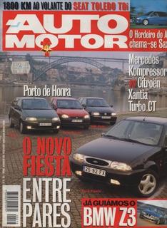 Auto Motor N°78 Fiesta Punto Corsa Polo Xantia Bmw Z3 Toledo