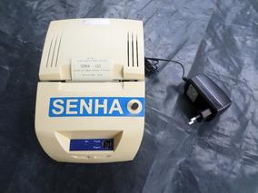 Impressora Cupom Senha Diebold Térmica Usada