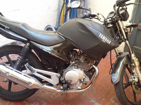 Yamaha Ybr 125 Ed Ful Gris Plomo