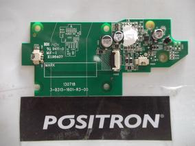 Placa Controladora Retrátil Dvd Pósitron Sp6300 / Sp6700