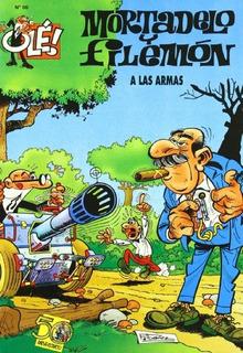 Ole Mortadelo Y Filemon 86 - Las. Envío Gratis 25 Días