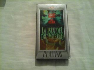 Pelicula: La Isla Del Dr. Moreau