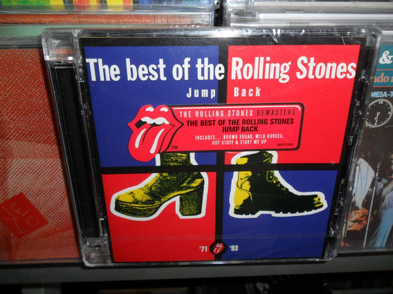Cd Rolling Stones The Best Importado