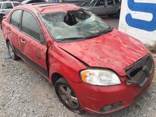 Pontiac G3 2010 Por Partes - S A Q -