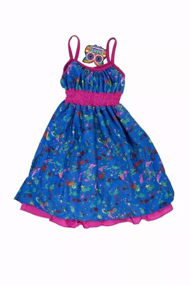 Vestidos Nena Dilo Tu, De Seda Con Enagua