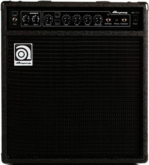 Amplificador De Bajo Ampeg Ba-115v2 Ba115 Libertella