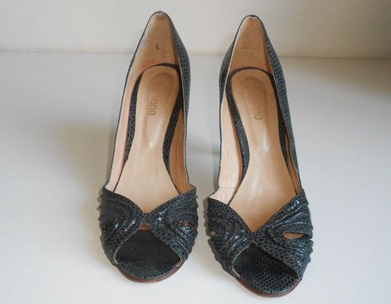 No Envio - Zapatos Sibyl Vane Cuero 39 Zpm2018