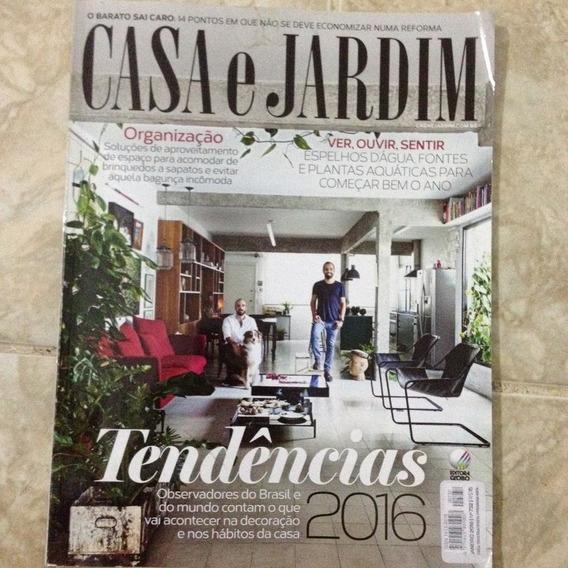 Revista Casa E Jardim 732 Jan2016 Tendências 2016 C2