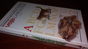 Dicionário Enciclopédico Ilustrado Veja Larousse - Volume 1