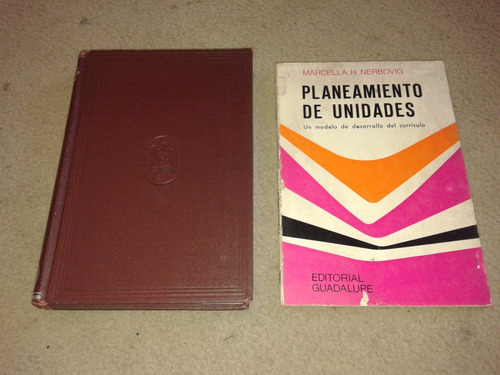 Dos Excelentes Libros Docencia.