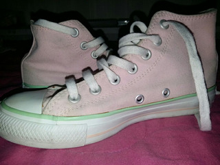 Converse All Star Número 37