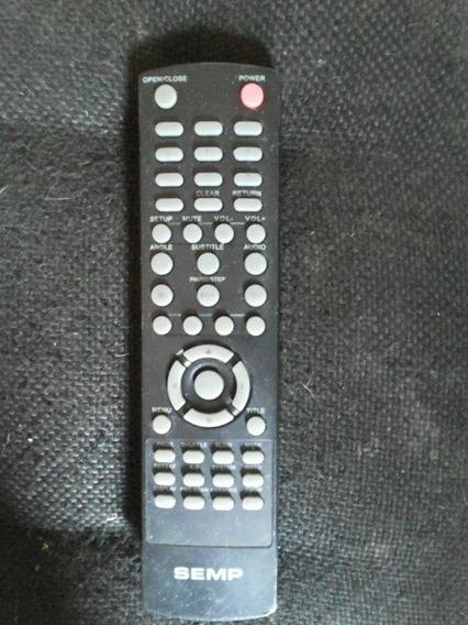 Controle De Tv Semp.
