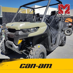 Can-am Defender 800 H8 Camioneta Caja Rural Campo Hd8