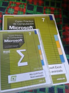Curso Microsoft Nuevo Excel Avanzado Con Cd Envios Mdq