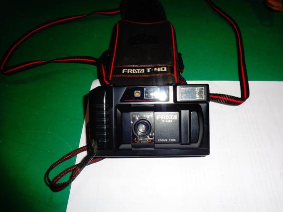 Maquina Fotográfica Frata T- 40de 35 Mm