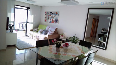Lindo Apartamento Na Vila Adyana, 3 Dormitórios, 1 Súite, 4 Vagas - Codigo: Ap9432 - Ap9432