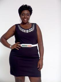 Vestido Luxo - Plus Size