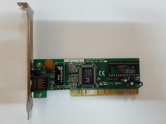 Placa De Rede Pci Ethernet Enl832-tx