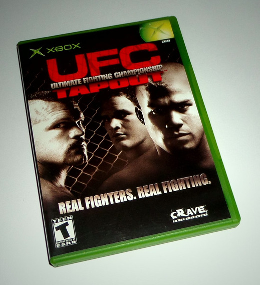 Ultimate Fighting Championship: Tapout Ufc Original - Xbox