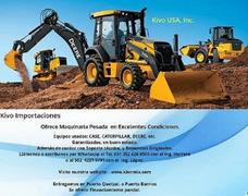Maquinaria Pesada Para Uso En Construcción Importada