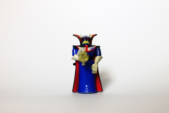 Toy Story Zurg Figura De Colección Mcdonald
