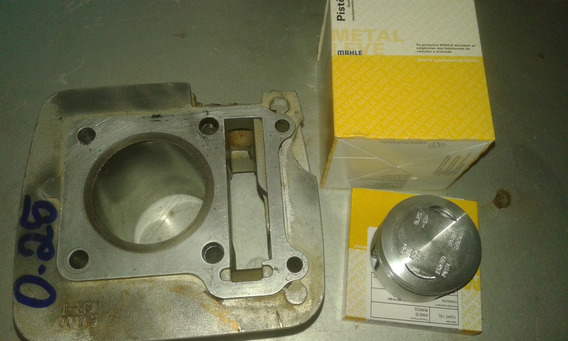 Cilindro De Ybr 125 Ou Xtz 125 Original