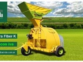 Embutidora Fiber K Sin Tractor 6 Pies
