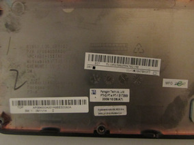 Carcaça Base Inferior Notebook Intelbras I420