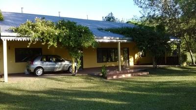 Casa De Campo En Barrio Privado - Chacras San Pablo - Monte