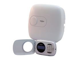 Central De Alarme Monitorada Amt2018 Eg Gsm/gprs+ 04 Sensore
