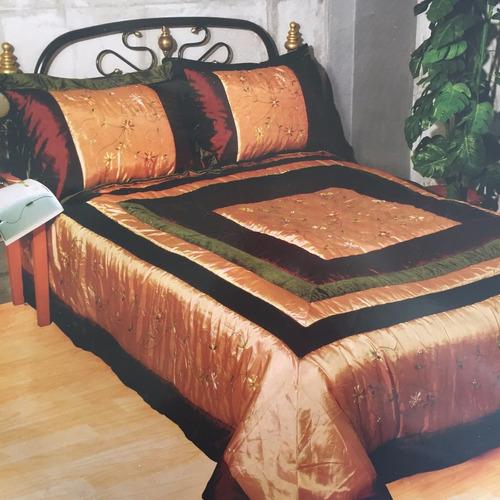 Acolchado 2 Plazas King Con Set 1811-0042  284x241  Dormire