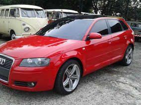 Audi A3 Sportback Blindada Troco Kombi Antiga