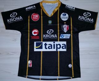 Camisa Away Do Joinville Esporte Clube 2012 Spieler #10