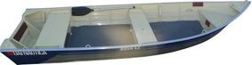 Botes De Aluminio Uainautica. Mod Bigua 420