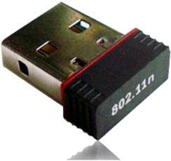 Mini Wifi Usb Tarjeta Antena Pendrive 150mbps 802.11n