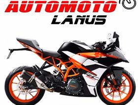 Ktm Rc 390 0km 2018 Automoto Lanus