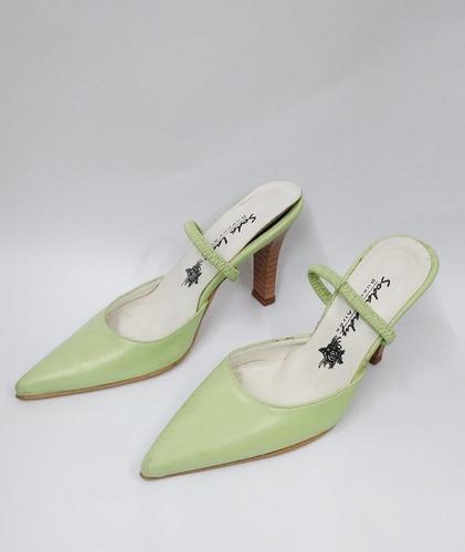 Stilettos Verdes