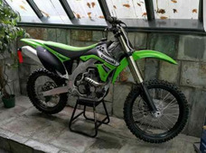 Kawasaki 450 Kxf