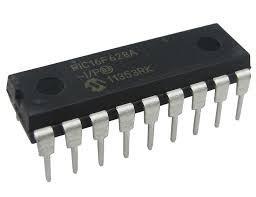 Microcontrolador Pic16f628a I/p Microchip Dip18