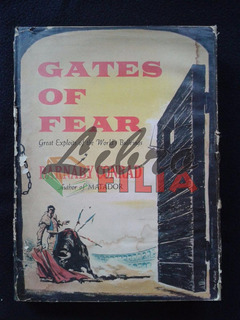 Gates Of Fear - Barnaby Conrad (1956) Tauromaquia