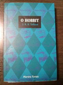 Livro O Hobbit J R R Tolkien