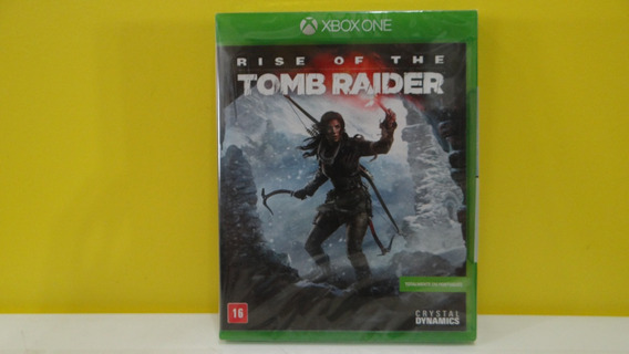 Rise Of The Tomb Raider - Xbox One - Lacrado!