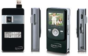 Filmadora New Link Pocket Cam Vga Vc101