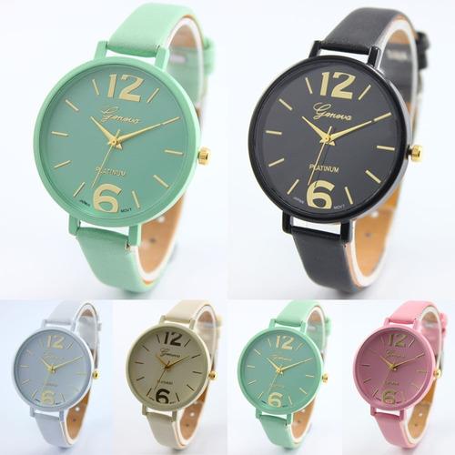 Reloj Ginebra Elegante