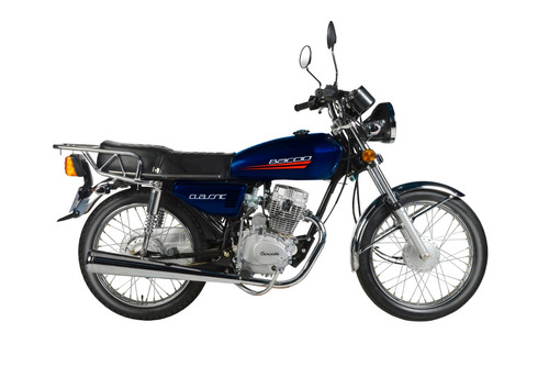 Imagen 1 de 7 de Motos Moto Baccio Classic 125 0 Km + Casco