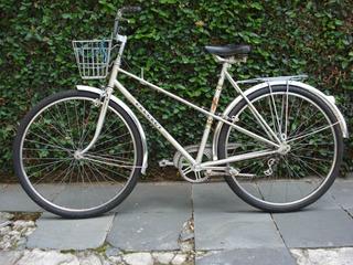 Bicicleta Feminina Peugeot Aro 26 Decada De 70 Toda Original