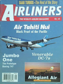 Revista Airliners 65